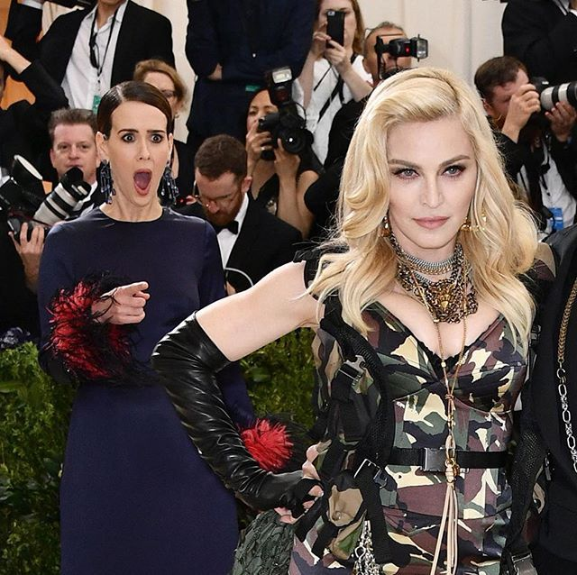 When you see bae in the flesh for the first time #metgala  via GLAMOUR UK MAGAZINE OFFICIAL INSTAGRAM - Celebrity  Fashion  Haute Couture  Advertising  Culture  Beauty  Editorial Photography  Magazine Covers  Supermodels  Runway Models