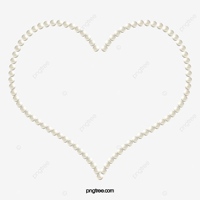 Cartoon Pearl Photos Photo Clipart Heart Pearl Necklace Heart Outline Cartoon Clipart Png Transparent Clipart Image And Psd File For Free Download Cartoon Clip Art Photo Clipart Heart Outline
