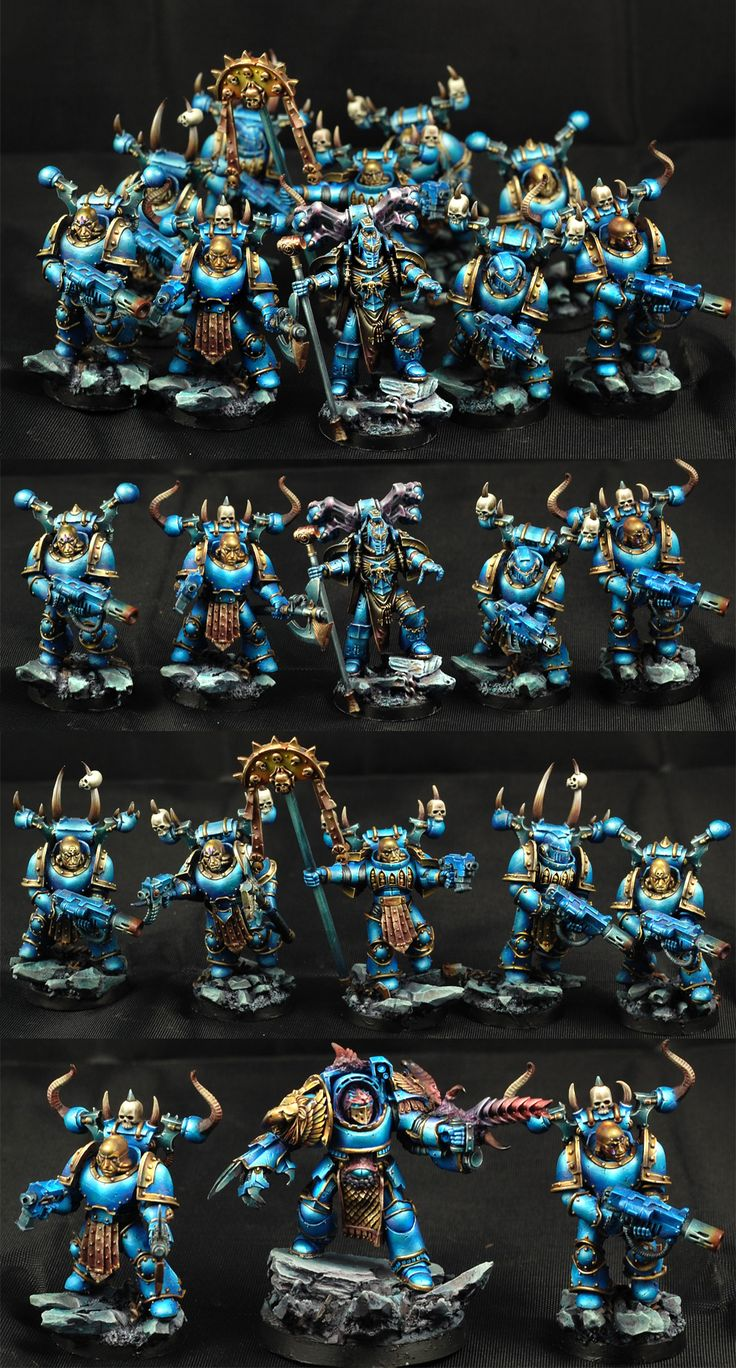 Thousand Sons set 1