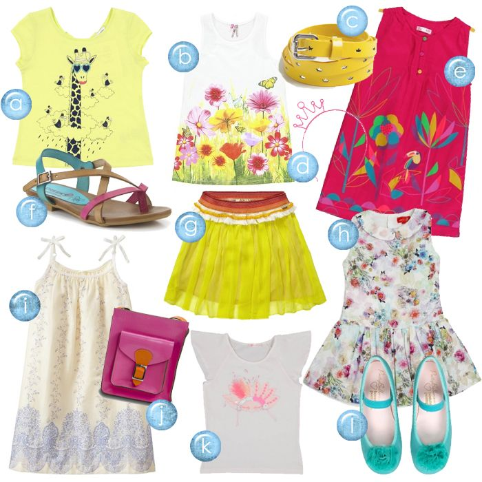 Ropa niñas 02 ¡De Compras! moda primavera verano 2014 (II)