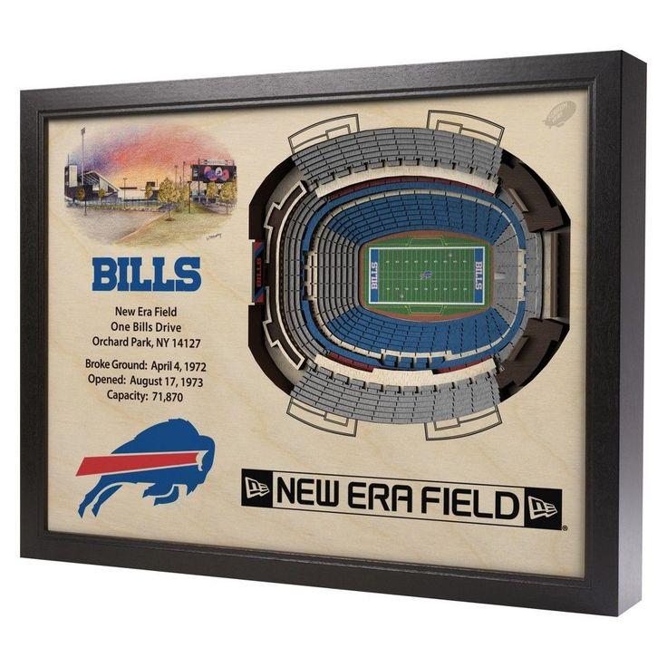 NFL Buffalo Bills StadiumViews Wall Art - Ralph Wilson Stadium