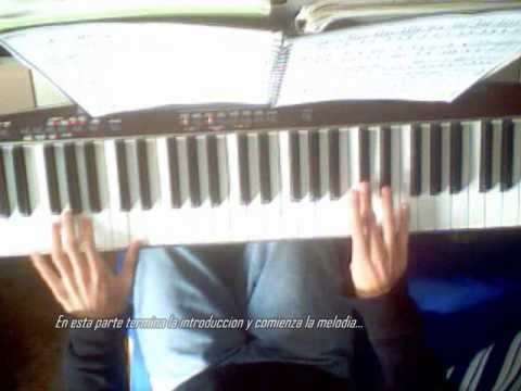 How to play Canon in D - Johann Pachelbel