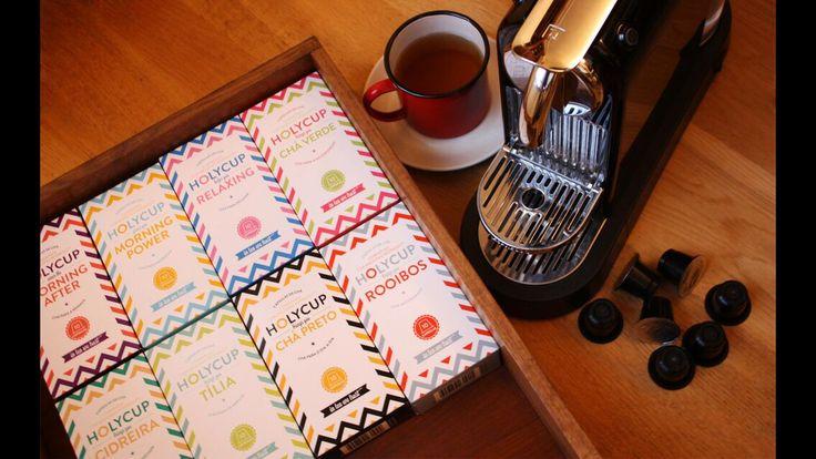 O nosso chá em cápsulas compatíveis com máquinas Nespresso® 100% natural.