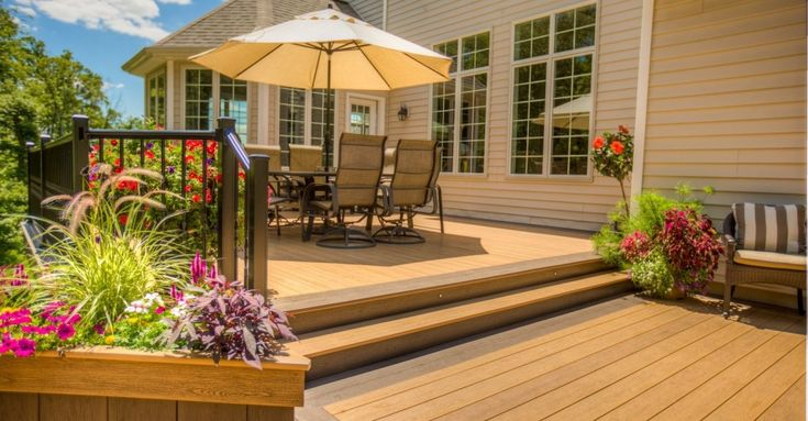 4 Ways to Maximize Your Deck: Make the most of your outdoor space with these design tips