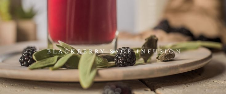 Recipe and step-by-step instructions for making your own blackberry sage infusion spirit. For more spirits or Everclear drink recipes, visit our website.