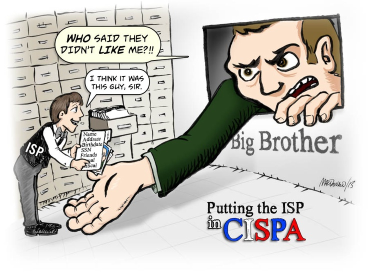 Putting the ISP in CISPA