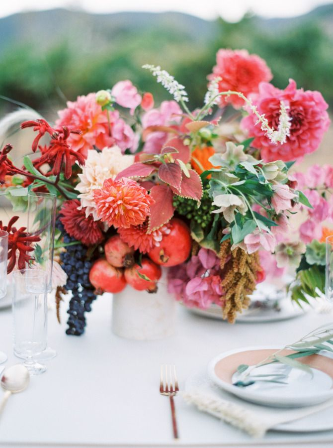 Fall blooms: http://www.stylemepretty.com/vault/search/images/centerpiece