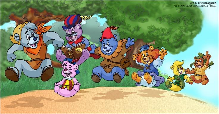 Gummi Bears :)