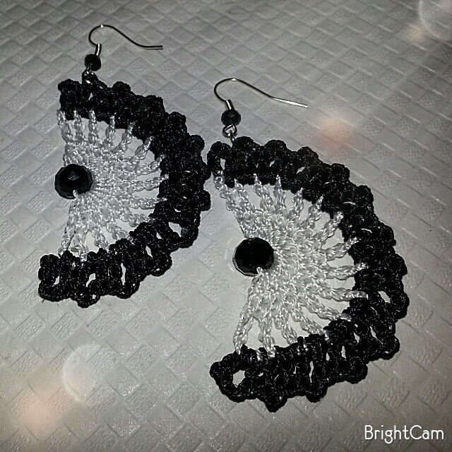 Earring Crochet by Lilly