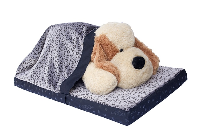 Get your own bed back! Ideal for pets that like to hide, curlers & pets that steal your bed