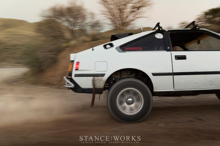 Jon Rood's Rally-Prepped RA64 Toyota Celica - StanceWorks