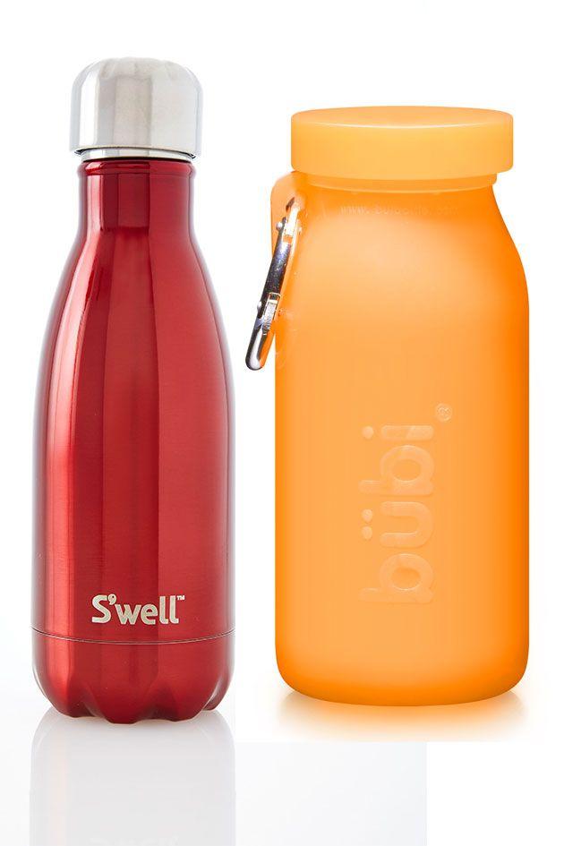 Garrafas Swell (R$ 270) e Bubi Bottle (R$ 110) BENTO STORE #marmitando