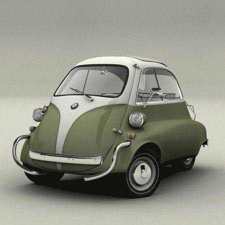 BMW : :: the Isetta , 1962 ::