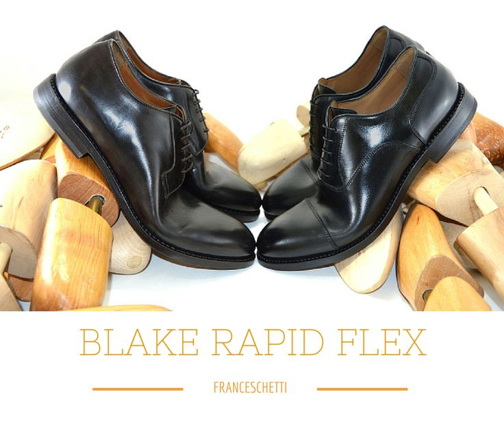Blake Rapid Flex: Derby and Oxford by #franceschetti #franceschettishoes #madeinitaly  #menshoes #luxuryshoes