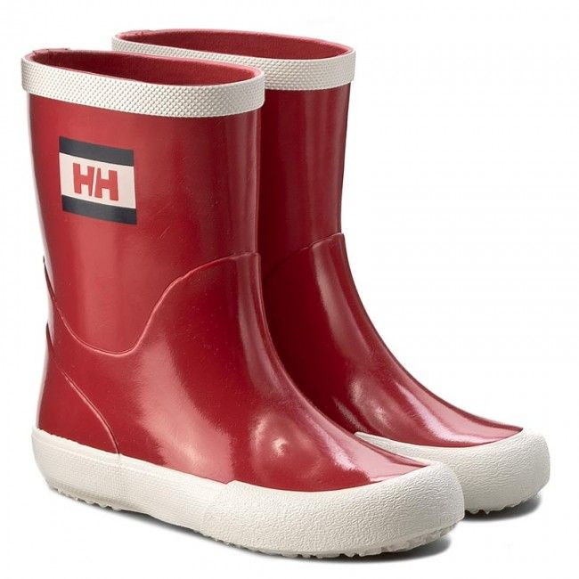 Gumáky HELLY HANSEN - Jk Nordvik 112-00.110 Flag Red/Off White/Navy
