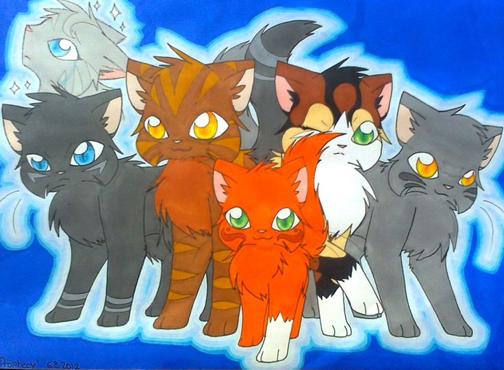 Sorry About Your Parents Warrior Cats