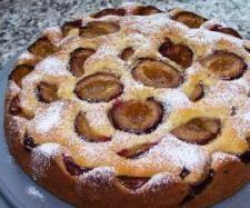 Rezept Zwetschgen-Eierlikör-Kuchen von honigfee - Rezept der Kategorie Backen süß