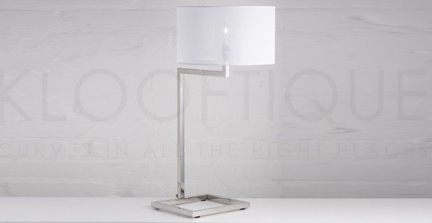 Klooftique Z - Frame Table Lamp