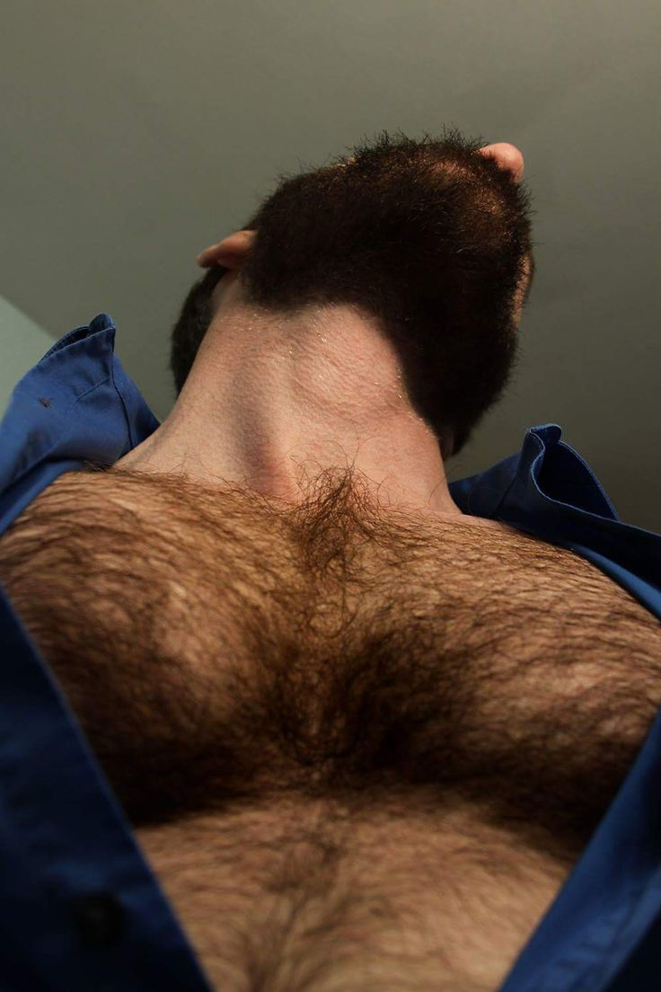 big hairy guys naked