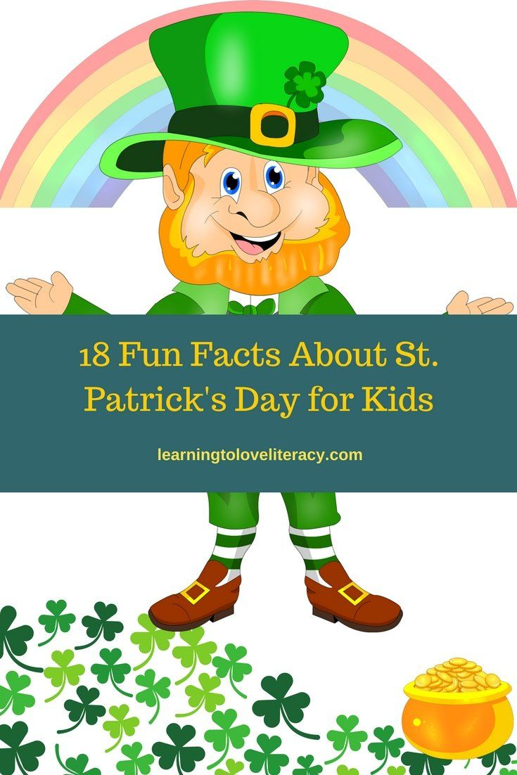 Fun Facts About St. Patricks Day