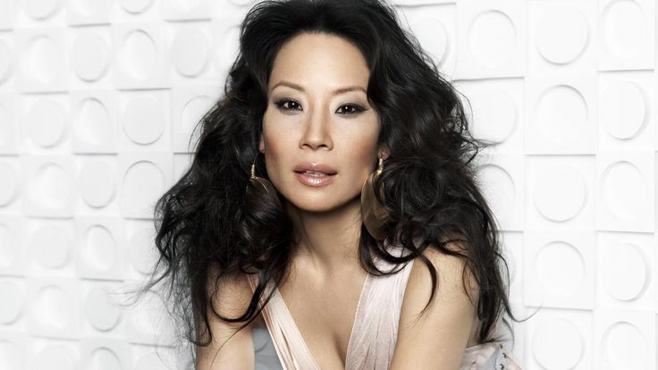 awesome lucy liu wallpaper