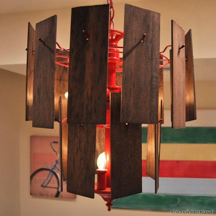 10 Light Diy Mason Jar Chandelier Rustic Cedar Rustic Wood: Best 25+ Ceiling Light Diy Ideas On Pinterest
