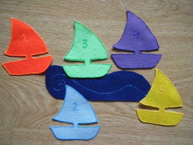 Boat Preschool Theme