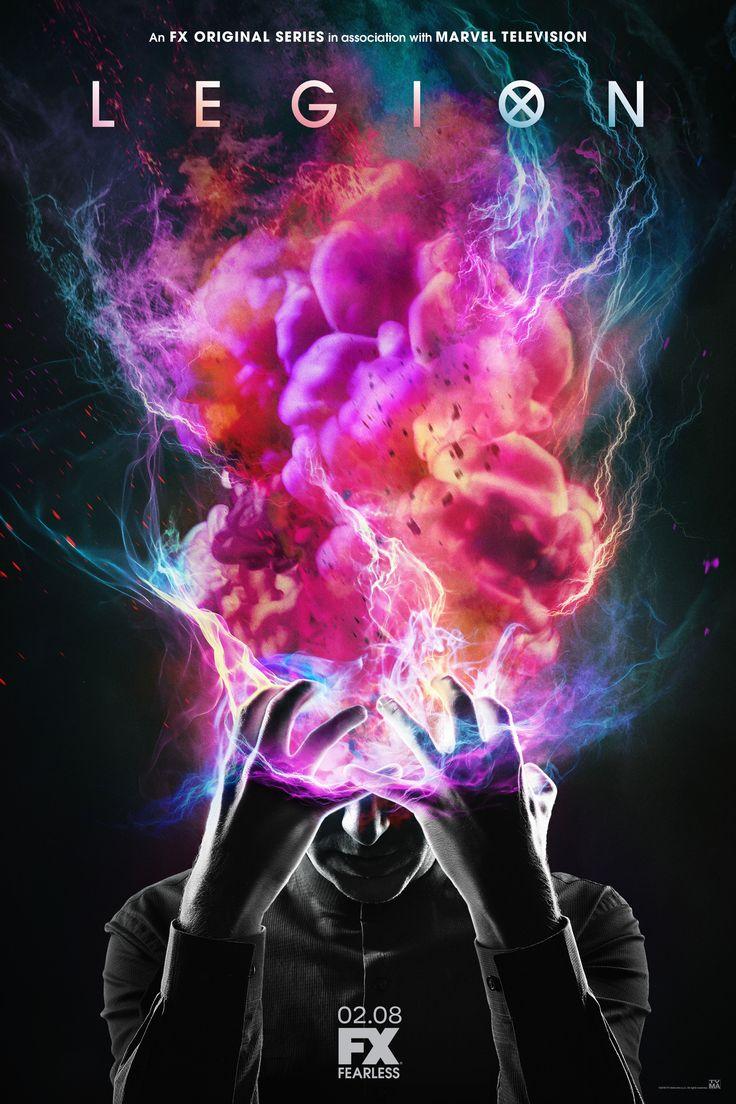 Legion : le génial poster officiel de la série Marvel/FX