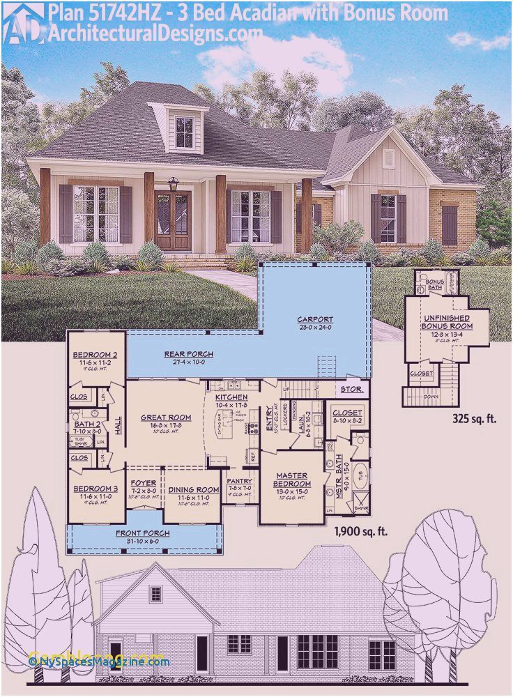Three Bedroom Two Story House Plans Fresh 23 Fresh Two Story L Beautiful House Plans House Plans With Photos Minecraft House Plans