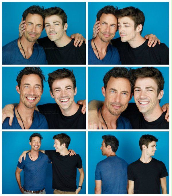 The top right picture looks like me and my sister! Lol I am Tom and Kristian is Grant! Grant and @CavanaghTom ❤️❤️