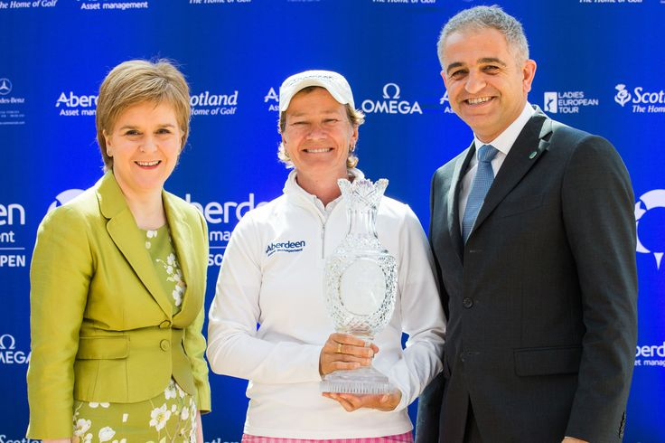 Catriona Matthew Named Solheim Cup Vice-Captain  Catriona Matthew MBE has been named by Annika Sörenstam as a vice-captain for The 2017 European Solheim Cup Team at Des Moines Golf and Country Club in Iowa.  The announcement was made at the Aberdeen Asset Management Ladies Scottish Open Leadership Forum on Thursday at The Gailes Hotel on the eve of the championship taking place at Dundonald Links in North Ayrshire.   Matthew is the first European vice-captain to be named for the 2017 team…