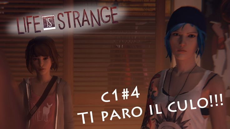 "Nuovo episodio di ""LIFE IS STRANGE"" e pariamo nuovamente il culo alla nostra amica! LINK --> https://youtu.be/duzDAdHonds"