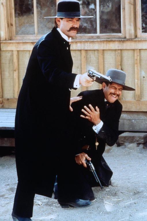 Tombstone - The Invincible Wyatt Earp
