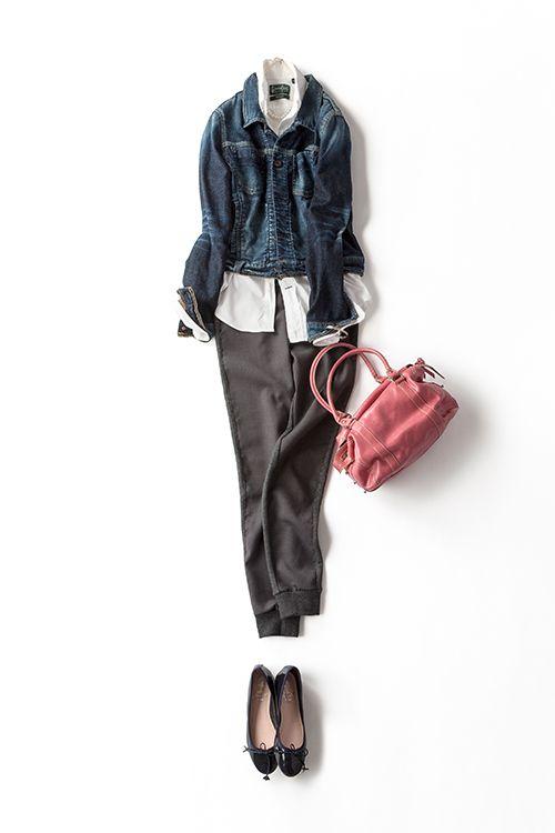 コーディネート詳細(レイヤード、配色、素材感……バランスがポイント)| Kyoko Kikuchi's Closet|菊池京子のクローゼット