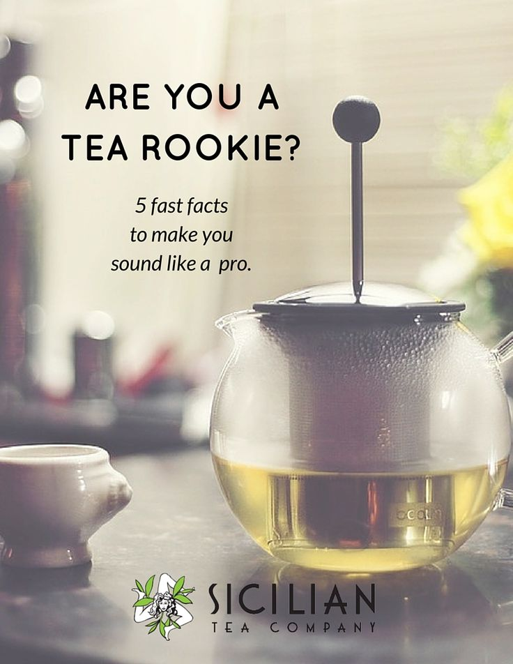 "Do you think all you need to know about tea is how to heat Click the link to get your FREE copy of ""5 Fast Facts to Make you Sound like a Pro."""