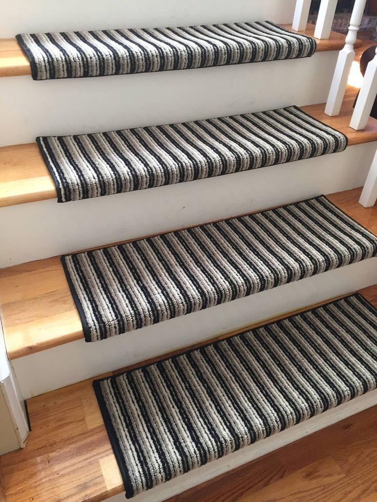 Black Jack 100 New Zealand Wool! TRUE Bullnose™ Carpet