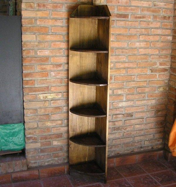 Las 25 mejores ideas sobre esquineros de madera en for Esquineros de madera para cocina