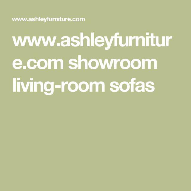 www.ashleyfurniture.com showroom living-room sofas
