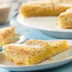 Almond Orange Pithiviers Allrecipes.com