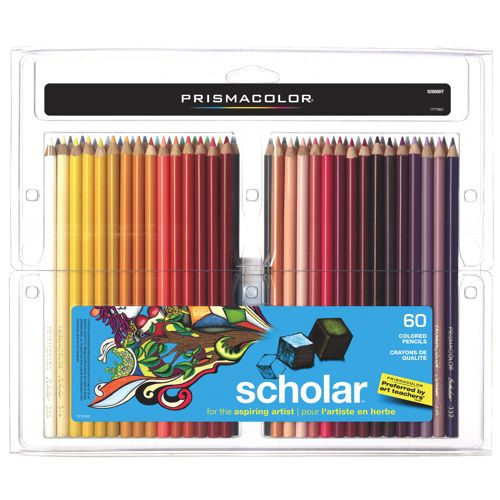 Prismacolor Scholar Coloured Pencils are a must to do those amazing school projects #SetMeUpBBY