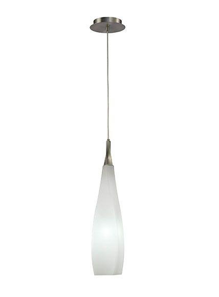 Lámpara de techo, de estilo actual en color níquel y tecnología de casquillo, compatible con bombillas LED y de bajo consumo. El número de puntos de luz del sistema de...