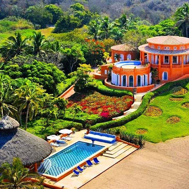 Lovely Cuixmala Luxury Resort And Villas, Mexico