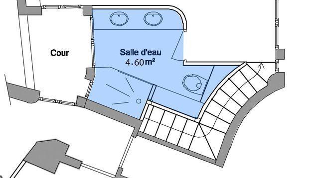 28 plans pour une petite salle de bains (- de 5 m2)