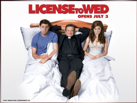 Robin Williams - License to Wed Wallpaper