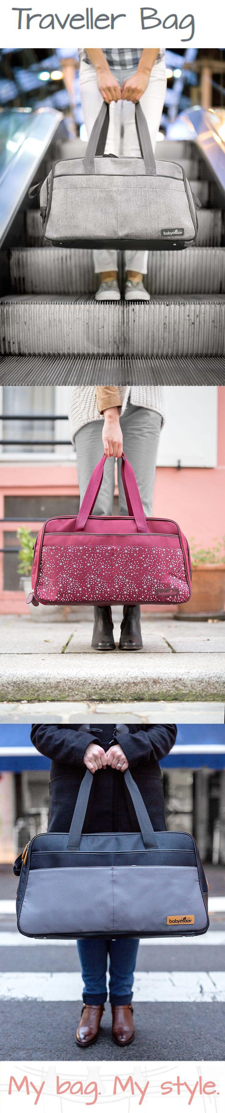 Traveller Bag #XXL #Organized #48H #Maternity #Babymoov #MyBagMyStyle #diaperBag