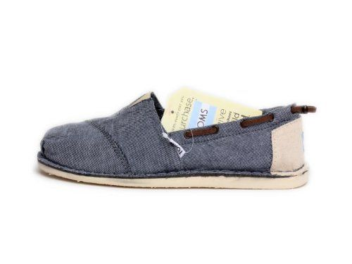 TOMS Men's Stichouts Chambray Bimini Shoe - Price: View Available Sizes &  Colors (Prices May Vary) Buy It Now Chambray Bimini Men's Stitchouts Brand  New ...