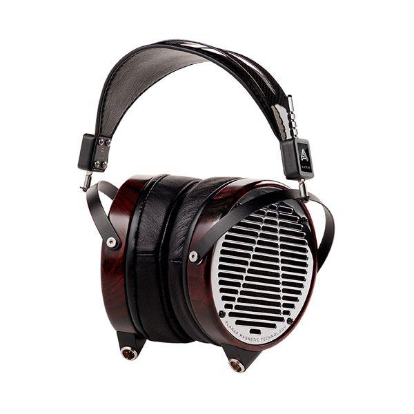 Audeze LCD-4 Open Circumaural Headphones Macassar Ebony Lambskin Leather + Travel Case: Audeze… #MP3Players #iPods #Headphones #DABradios