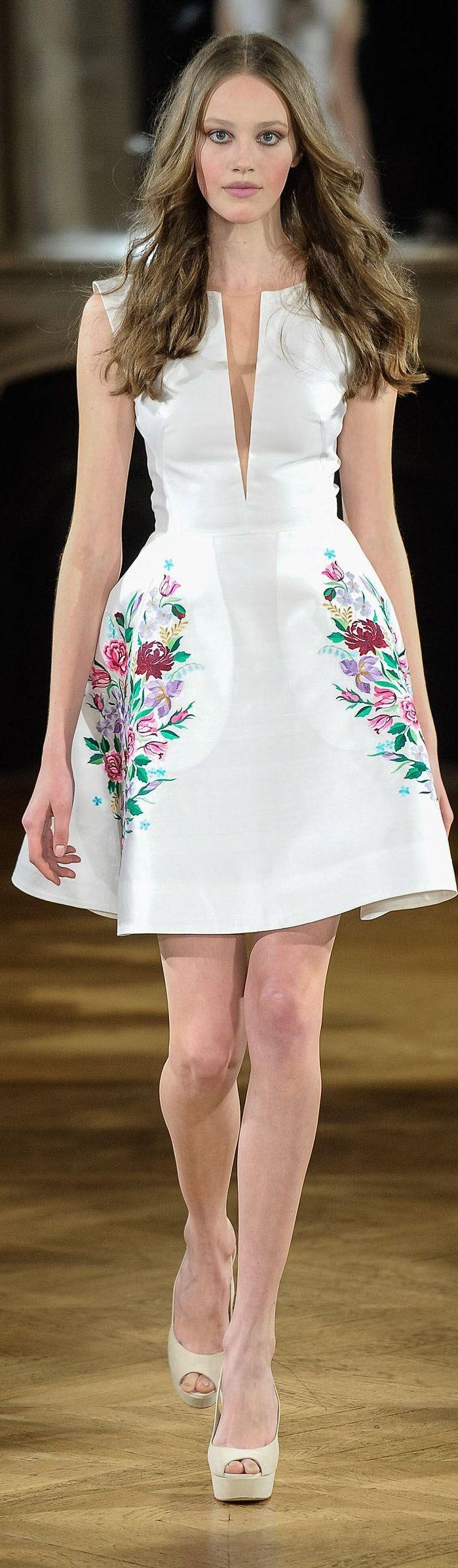 YULIA YANINA spring 2015 couture