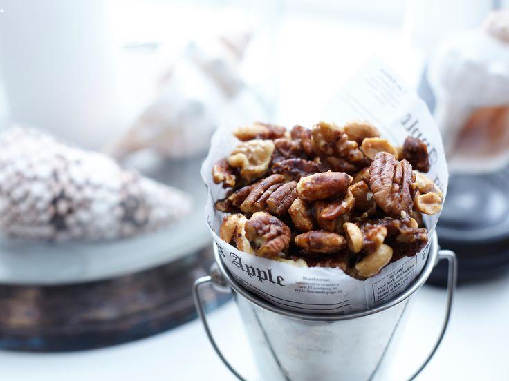 Kanderade chilinötter | Recept från Köket.se