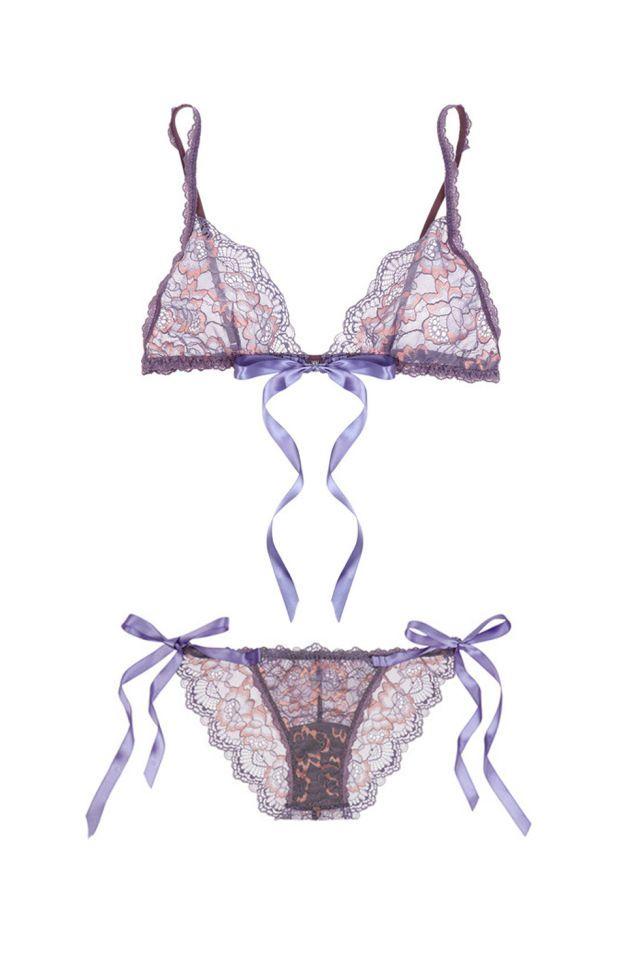 The+Prettiest+Lingerie+to+Rock+This+Valentine's+Day+  - MarieClaire.com
